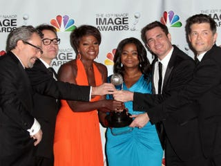 Illustration for article titled 'The Help' Wins Big at NAACP Image Awards