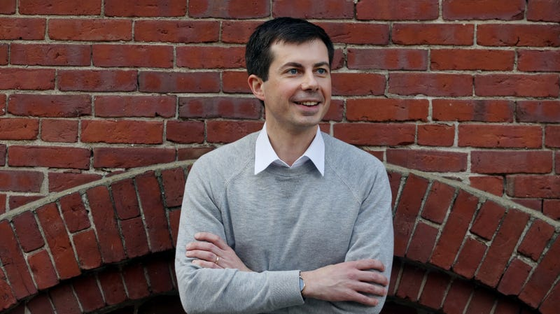 Illustration for article titled Are we really supposed to believe Pete Buttigieg was never a MAD Magazine dork?