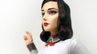 Illustration for article titled Elizabeth Noir Statue