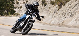 Illustration for article titled Zero Motorcycles Just Got A $1M Grant From California