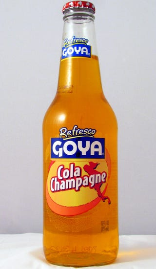 Illustration for article titled Champagne Cola.