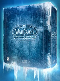 Illustration for article titled GameStop Ending Wrath of the Lich King CE Pre-orders Tonight?