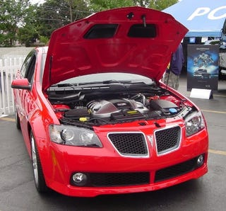 Illustration for article titled 2008 Pontiac G8 GT at the Woodward Dream Cruise