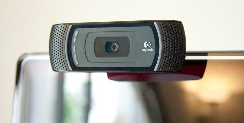 Illustration for article titled Logitech Vid Does HD Video Calling With Four 720p Webcams