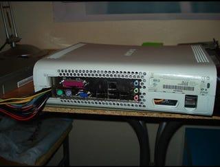 Xbox 360 Slim Console Mods Xbox 360 PC Cas...