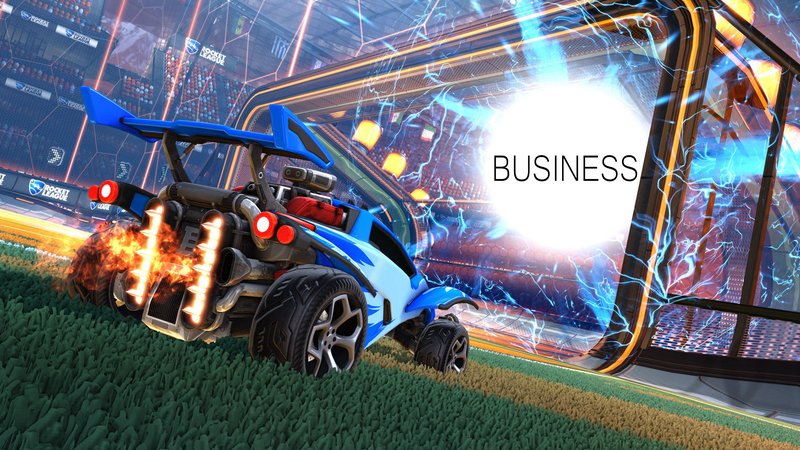 Illustration for article titled This Week In The Business: Tear Down That Rocket League Wall
