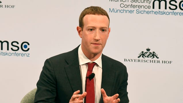 Facebook Mods Sign Letter Protesting Zuckerberg s Stance on Trump Threats, Conspiracy Theories