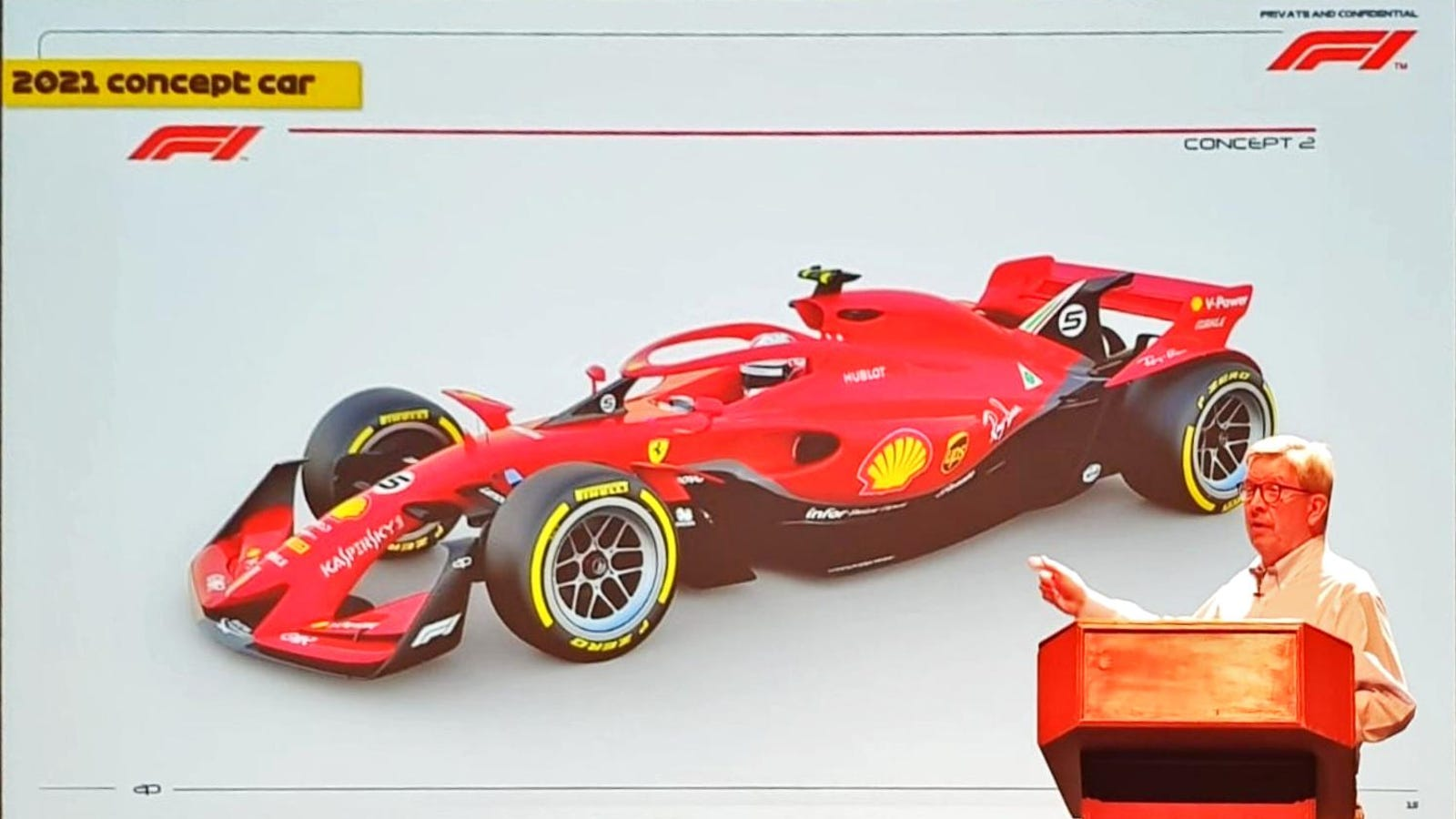 Here's What F1 Cars Could Look Like in a Few Years