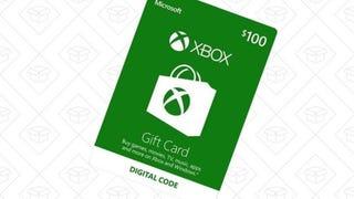 Tarjeta Xbox Live de $100 | $80 | Rakuten | Código promocional SAMSUNG20