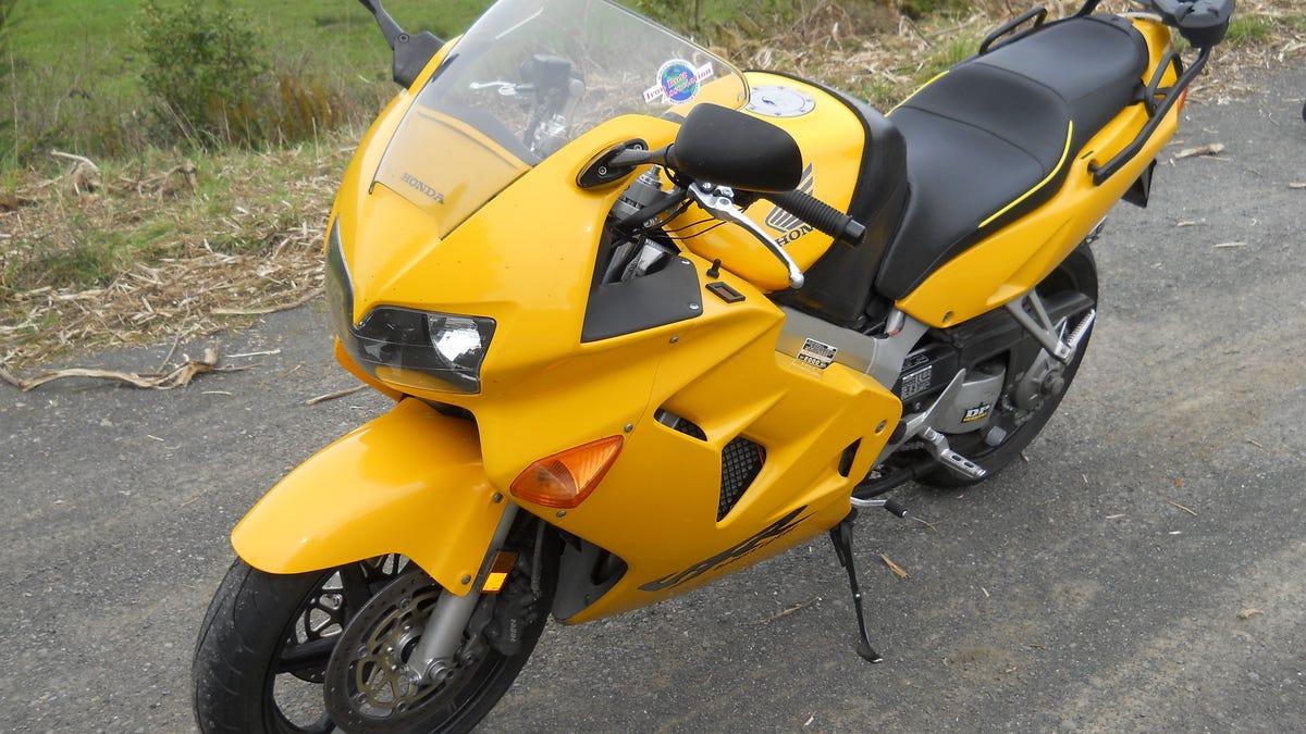 How The Honda VFR800 Kept Me On Motorcycles