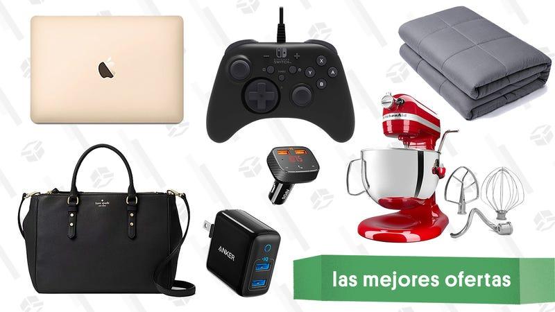 Illustration for article titled Las mejores ofertas de este viernes: MacBooks, El Señor de los Anillos, mantas antiestrés y más