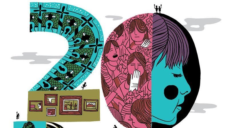 Illustration for article titled Listen to Owen cover Rainer Maria for Polyvinyl's 20th anniversary compilation