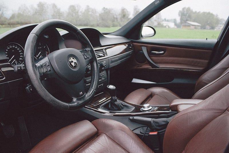 The E90 3 Series Has A Lovely Interior