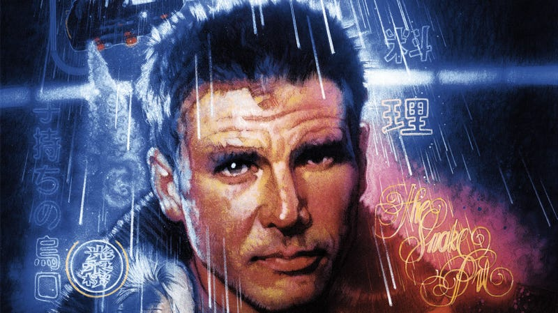 Who paints Harrison Ford better than Drew Struzan?