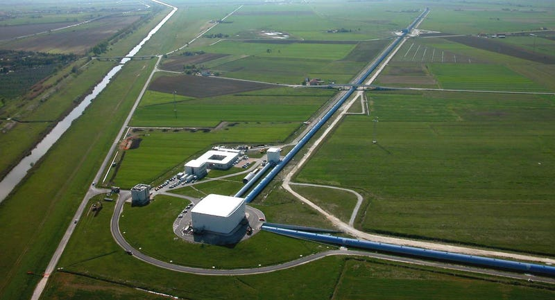 Latest gravitational wave isn't from neutron stars after all