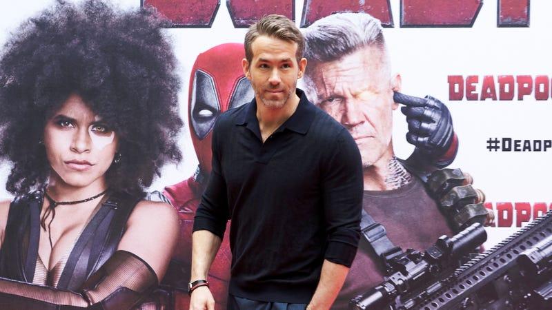 Deadpool's friend Ryan Reynolds