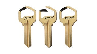 Illustration for article titled Carabiner Keys Are the Perfect Spares