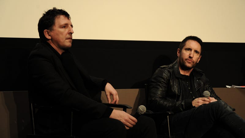 Illustration for article titled Trent Reznor and Atticus Ross to compose the score for HBO's Watchmen
