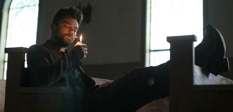 Dominic Cooper as Jesse Custer. All images courtesy of AMC