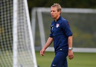 Illustration for article titled Jürgen Klinsmann: For The USMNT To Improve, MLS Must Improve