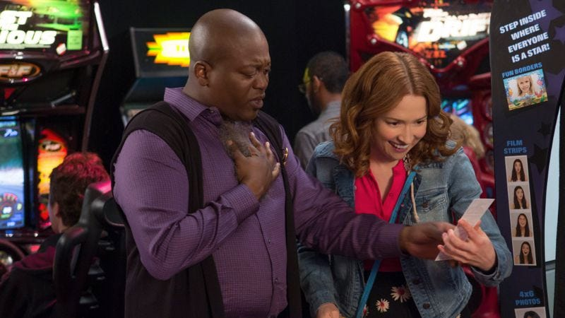 """Illustration for article titled Unbreakable Kimmy Schmidt: """"Kimmy Goes To The Doctor!"""""""