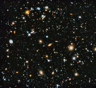 Illustration for article titled NASA reveals the most colorful and detailed image of the Universe
