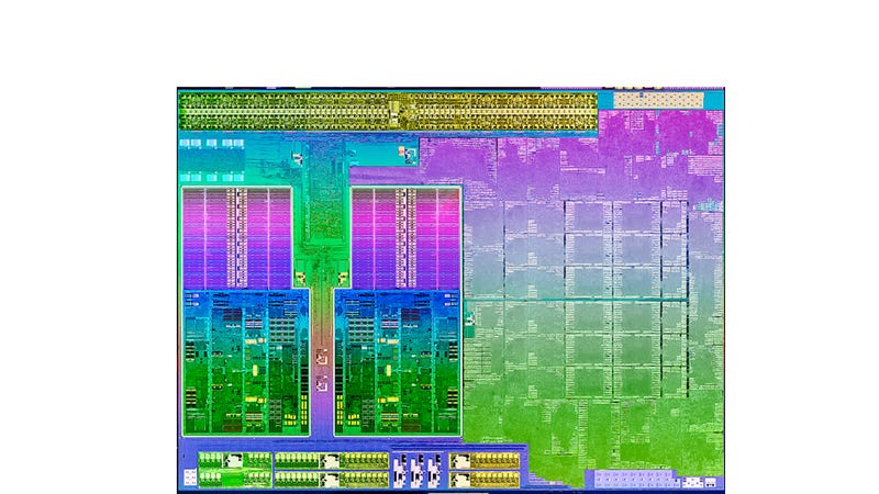 Illustration for article titled Here's the Brand New AMD Processor that Could Power Your Next Laptop