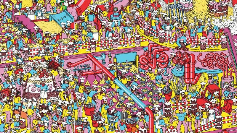Illustration for article titled MGM's Where's Waldo? movie finds Seth Rogen and Evan Goldberg