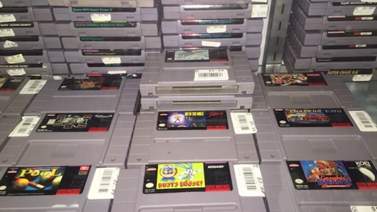 A Beginner's Guide to Collecting Video Games