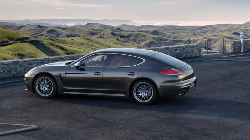 The 2017 Panamera Gt S Facelift Comes With Cleaner Lines Plug In Hybrid Technology And A Brand New Twin Turbocharged 3 0 Litre V6 Engine For