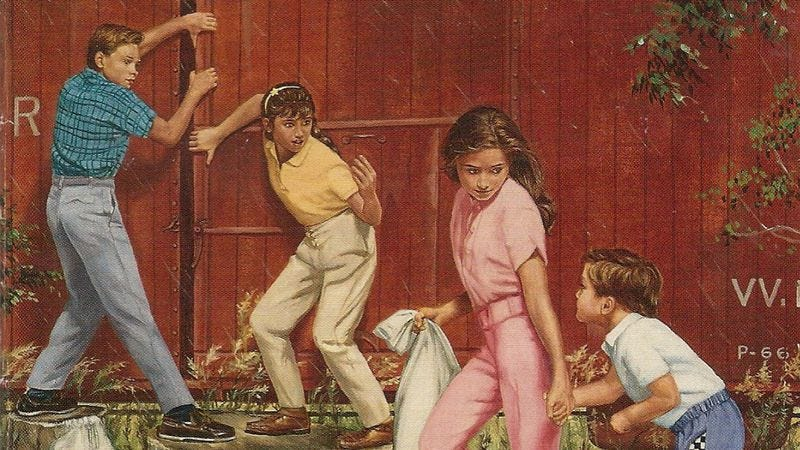 Illustration for article titled The Boxcar Children are getting their own wholesome series of movies