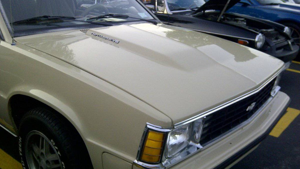 For $3,950, Could This 1981 Chevy Citation X-11 Prove That A