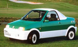 1992 Fiat Cinquecento Cita (Stola)