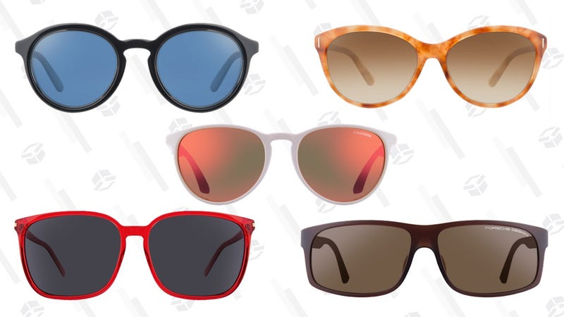 Designer Sunglass Sale | Daily Steals | Extra $7 off with promo code KJSUN7