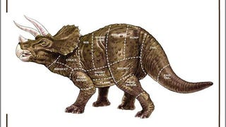 Know your Triceratops cuts...
