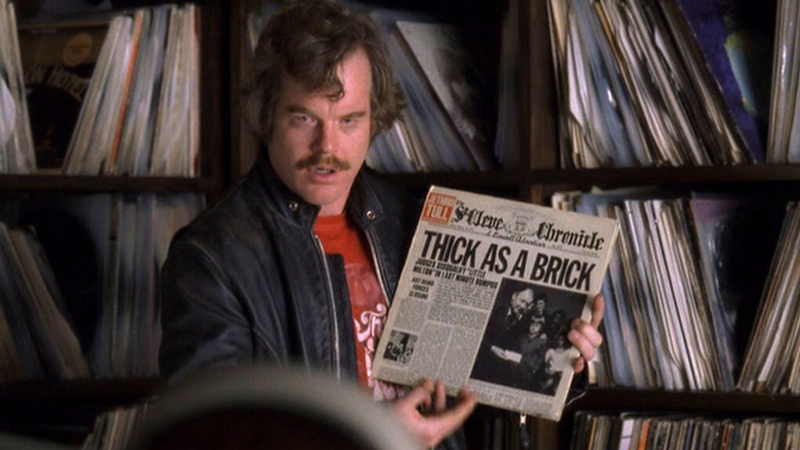 52. Be friends with Lester Bangs