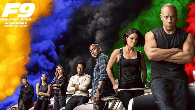 All 10 Fast and Furious Films, Ranked