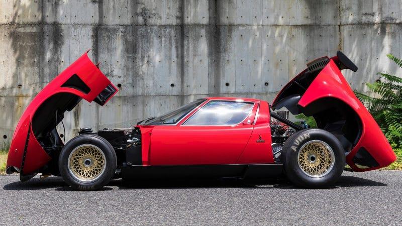 All Photos Credit Lamborghini
