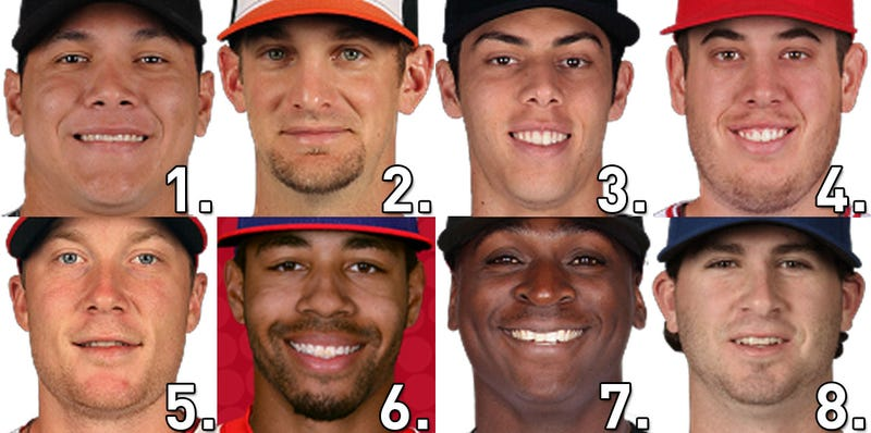 Illustration for article titled How Many Of These MLB Opening Day Starters Can You Name?