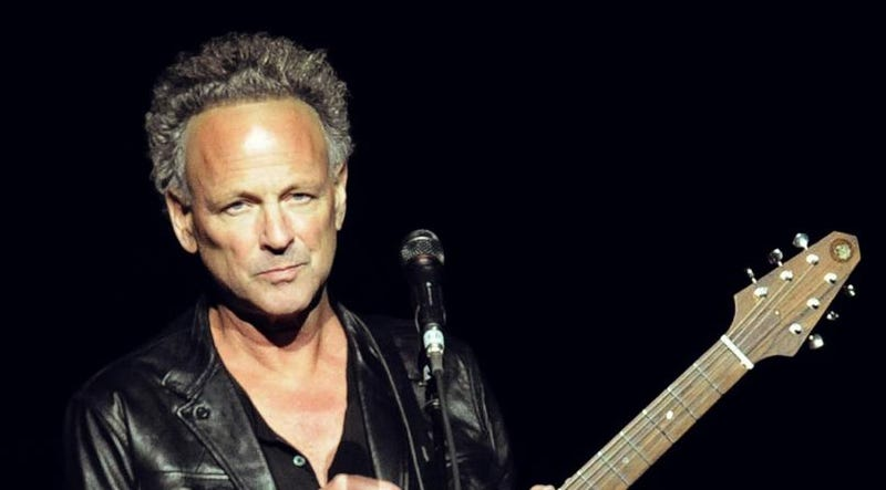 Illustration for article titled Fleetwood Mac's Lindsey Buckingham Goes His Own Way