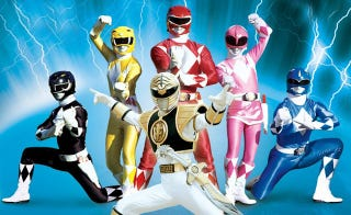 Illustration for article titled New Power Rangers Movie Gets X-Men: First Class Writers; May Be Good?!