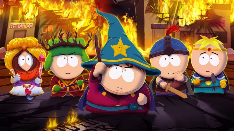 Illustration for article titled Revisiting South Park: The Stick of Truth Two Years On