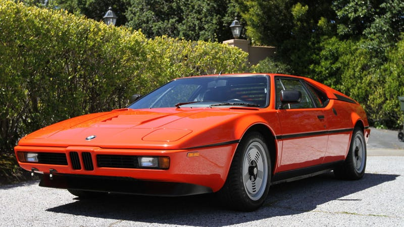 Bmw S Forgotten Mid Engine Supercar For Sale On Ebay