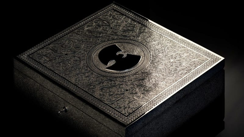 Illustration for article titled Wu-Tang as Fine Art?