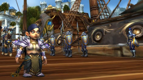 Ive Picked My Side For World Of Warcrafts Battle Azeroth