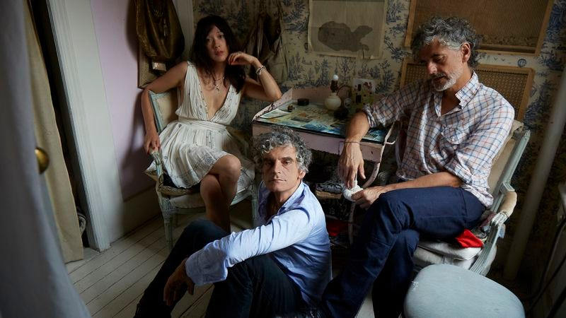Illustration for article titled Blonde Redhead's quiet, listless reinvention on Barragán