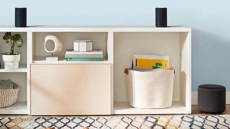 Echo Sub + Two Echoes | $230 | Amazon