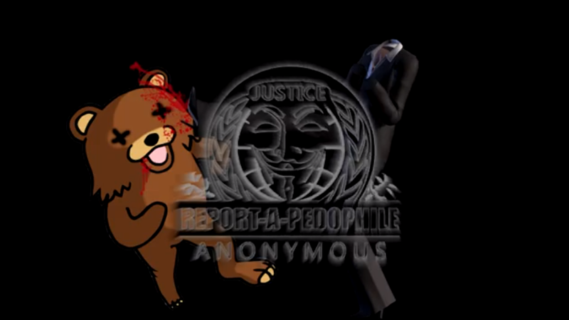 Illustration for article titled Anonymous Just Took Down NAMBLA's Homepage to Protest Pedophilia Pride Day