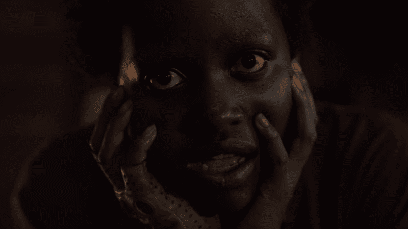Lupita Nyong'o in Us.