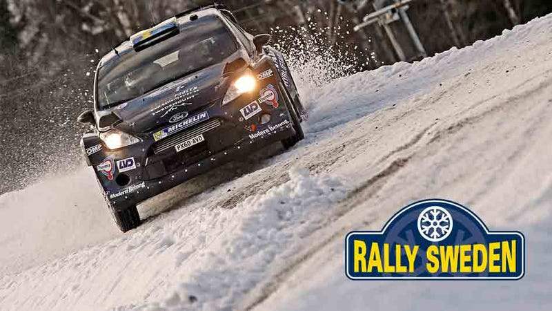 Illustration for article titled Wintertime DiRT Rally! (New Season)